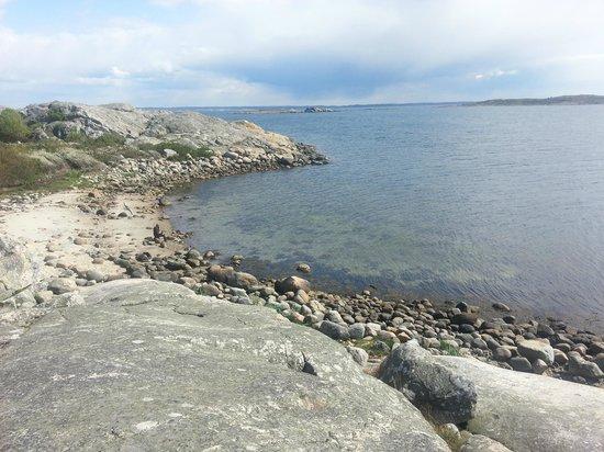 Southern Goteborg Archipelago: SPIAGGIA DESERTA