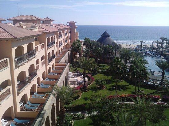 Royal Solaris Los Cabos: Vista desde la habitación 2