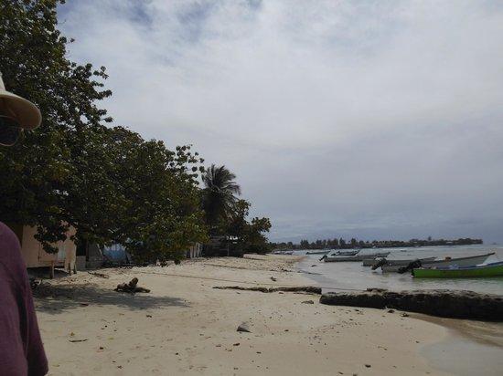 Coco Reef Resort & Spa Tobago : Walk to Pigeon Point