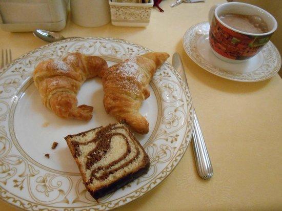 Hotel Belle Epoque: petit déjeuner