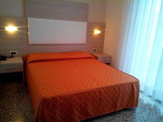 Hotel Atenea : Habitación doble