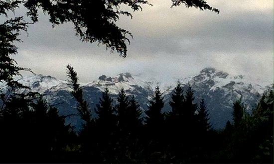 Tillka- Casas de Montaña: Vista desde el living