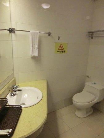 Old Street Hotel : バスルーム