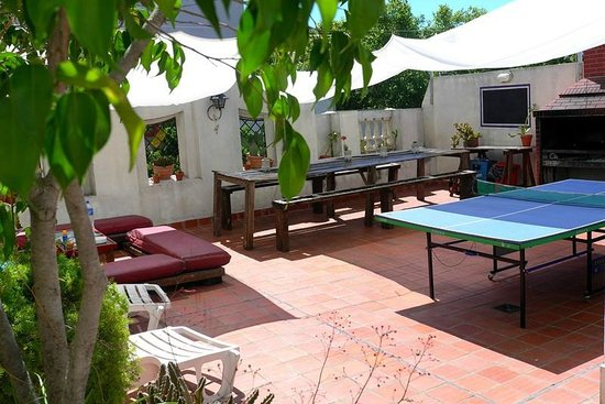 ChillHouse: Terraza