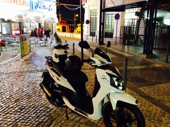 AlegriaRide Rent a Scooter & Moto
