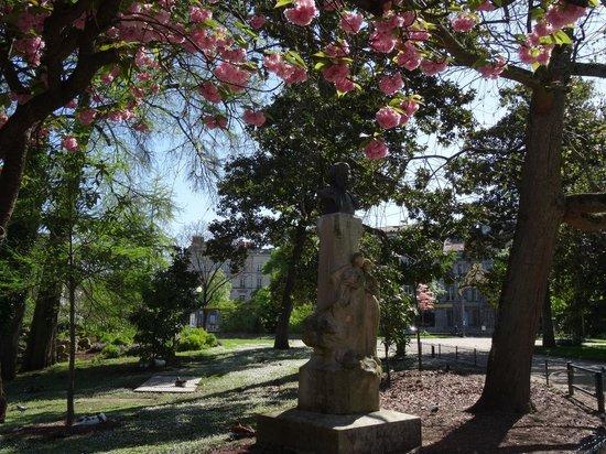 Jardin Public : au printemps...