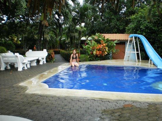 Hotel Rio Tempisque : Calmando la calor.