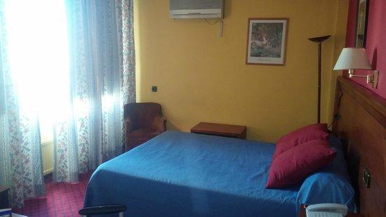 Hotel Corregidor: aire acondicionado un poco viejo pero va bien