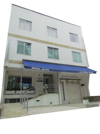 Hotel Elite Tequendama: NUESTRO HOTEL
