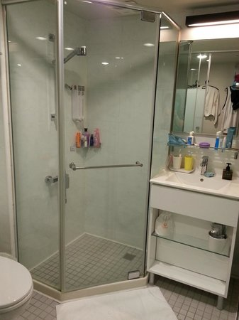 CityInn Hotel - Taipei Station Branch I: Bathroom
