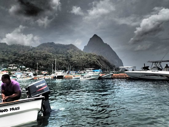 Cosol Tours: Pitons St Lucia