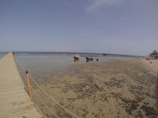 Tamra Beach: snorkel jetty