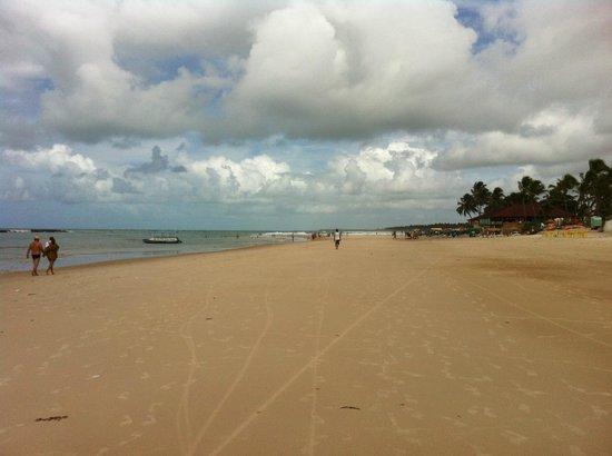 Frances Beach : Praia do Frances - Boas caminhadas