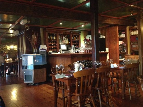 E.J. Kings: interno ristorante