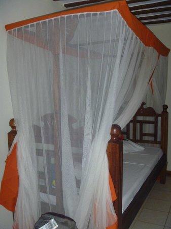 Ndame Beach Lodge Zanzibar : Bedroom