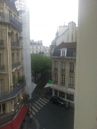 Hotel Bastille Speria : Vistas desde la habitación.
