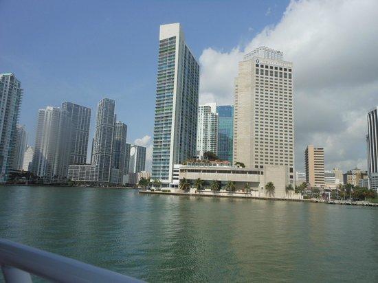 InterContinental Miami: Vista o hotel