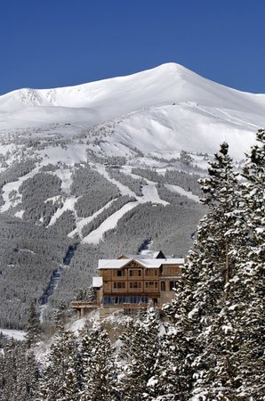 The Lodge at Breckenridge on Boreas Pass