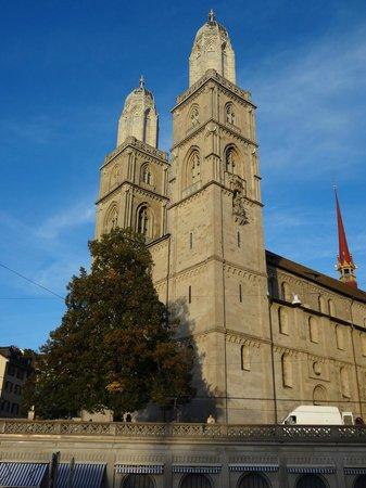 Grossmunster : Grossmünster Cathedral