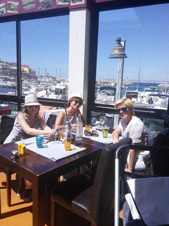LE NAUTICA DES GOUDES : super dejeuner entre copine