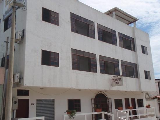 Front of Terrace Inn