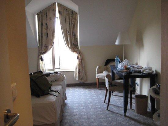 NH Potsdam: notre chambre 344