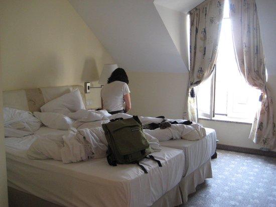 NH Potsdam: notre chambre