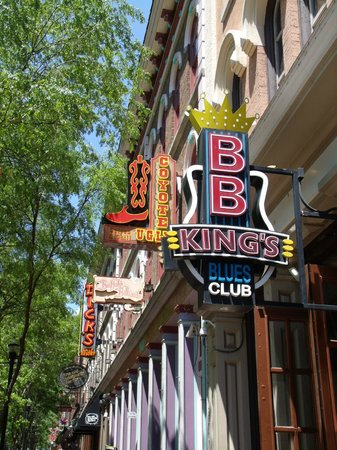 B.B. King's Blues Club: BB King's