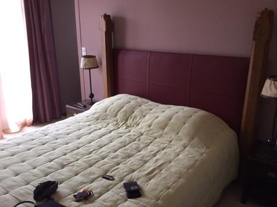 Une Escale à Pornic : notre chambre