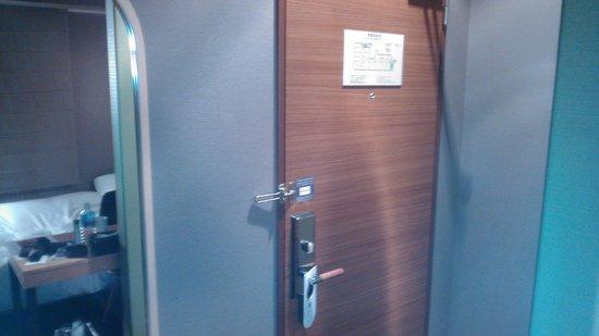Agora Place Asakusa: В комнате