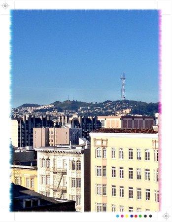 Steinhart: lovely morning view