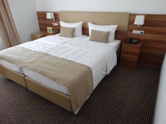 Vi Vadi Hotel: cama confortável