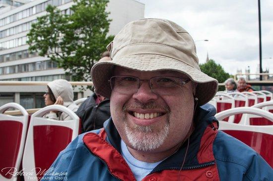 Big Bus Tours: Enjoying the open deck