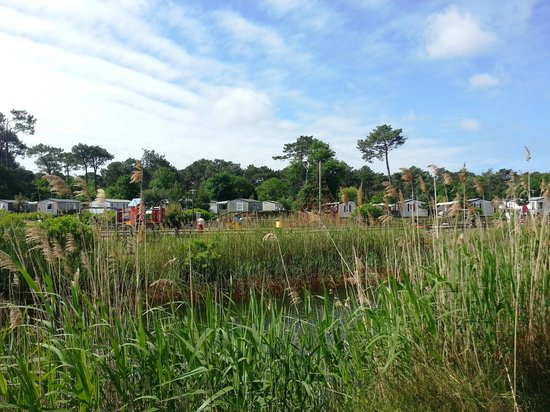 Camping Airotel Les Viviers: Vue 1