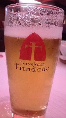 Cervejaria Trindade : Cervejinha boa demais