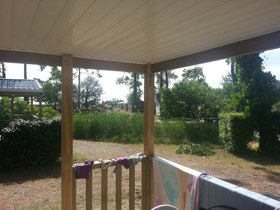 Camping Airotel Les Viviers: Vue 3