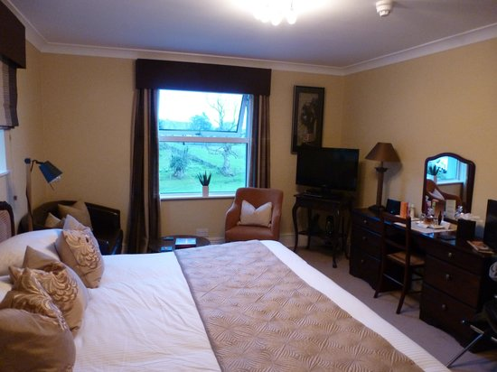 West Vale Country House: Our room