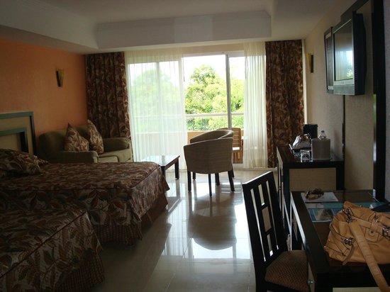 Sandos Playacar Beach Resort: Habitaciones 8000
