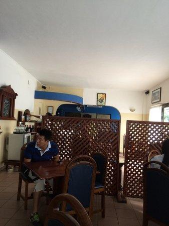 Hotel Acropole: Inside