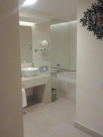 Sandos Playacar Beach Resort: vista baño