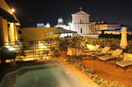 Hotel El Convento: Overlook the cathedral
