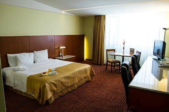 Holiday Inn Puebla Finsa: Habitación Sencilla Piso Ejecutivo