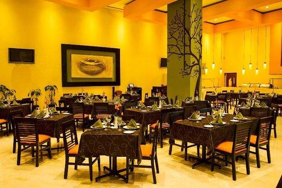 Holiday Inn Puebla Finsa: Restaurante Meninas