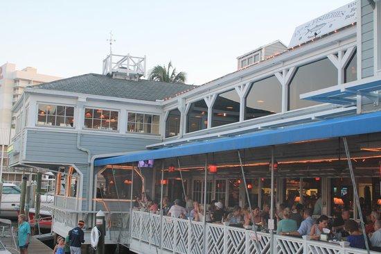 15th Street Fisheries Dockside Restaurant
