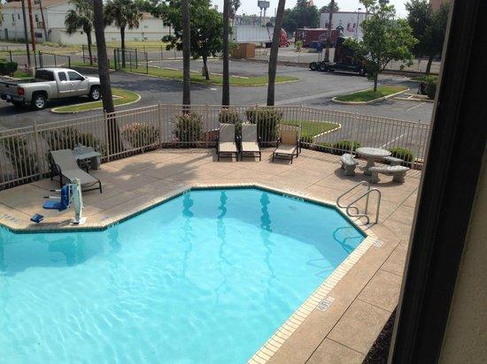 Red Roof Inn Laredo: Nice Pool