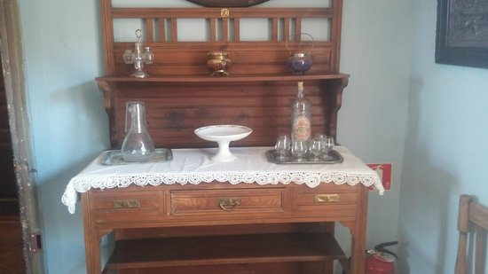 House Museum of Antonio Machado: comedor