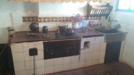 House Museum of Antonio Machado: cocina