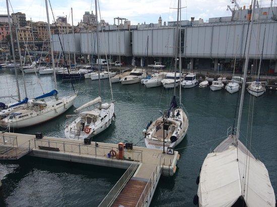 NH Collection Genova Marina : Vista Camera