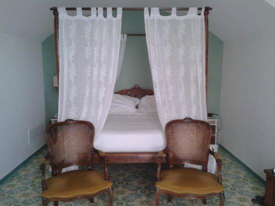 Hotel Belair: Room 214