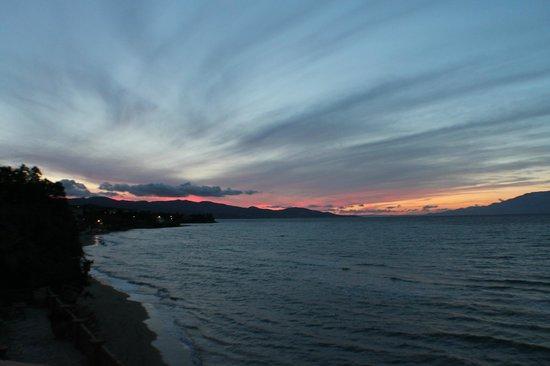 Porta del Mar Beach Hotel: Sunset terrace